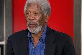Morgan Freeman discusses new project,...