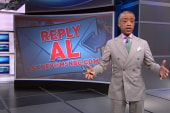 Sharpton explains why he's excited about...