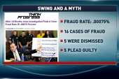 Swing and a myth