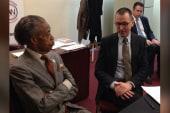 Sharpton meets with Barneys CEO