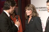 Palin's White House Correspondents Dinner...