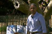 Obama's 'egg-cellent' adventure