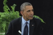 Obama's 'Funny-or-Die' interview is a hit