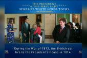 White House tours resume