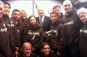 Fasting for change on Capitol Hill