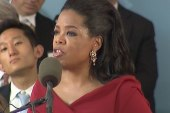 Oprah's political prowess