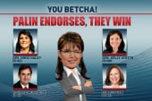 Will Palin ever endorse Romney?