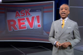 Rev. Sharpton on his weight loss, and...