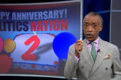 Happy 2nd birthday PoliticsNation