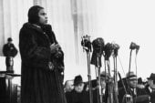 Honoring Marian Anderson's civil rights...