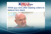 White Republican pretends to be black