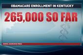A dramatic Obamacare success