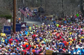 #BostonStrong, a race to inspire a nation