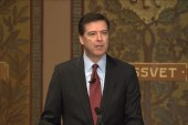 FBI Director speaks out on civil rights