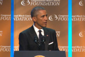 President Obama discusses the 'justice gap'
