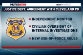 Cleveland reaches settlement with DOJ