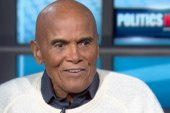 Belafonte remembers Martin Luther King, Jr.