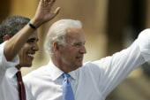 Ridin' with Joe Biden