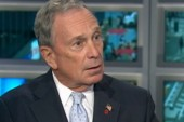 One-on-one with Michael Bloomberg