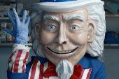 Creepy Uncle Sam failed
