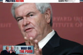 Gingrich meets with Trump, ignores criticism
