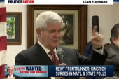 Can Gingrich stay on top?