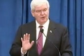 Gingrich claims college students don't...