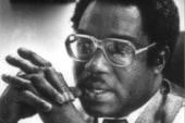 Rev. Sharpton pays tribute to Julius Chambers