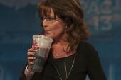 Comedians rebooting old jokes as Palin...