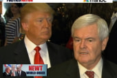 Gingrich passes the competition
