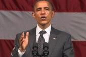 Obama gets tough … finally