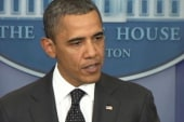 Obama 'disappointed' in Congress, GOP