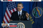 Obama fights for the middle class