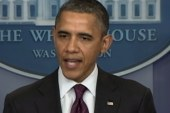 Poll: Obama's approval rating jumps five...