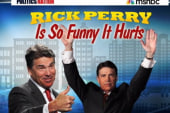 Perry makes Solyndra gaffe
