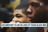 Film showcases program to build up black men