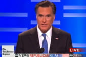 Romney's $10,000 bet distances him from...