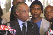 Sharpton: Trayvon could have been any one...