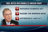 McConnell – fighting for the little guy?