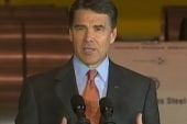 Perry releases jobs plan