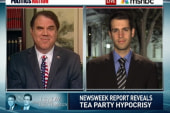 Newsweek report reveals Tea Party hypocrisy