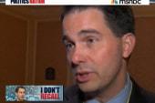 Gov. Walker fights for political life