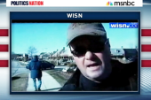 Walker supporters use dirty tricks to...