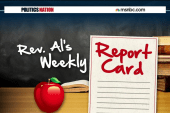 Rev. Al's Weekly Report Card 5/22/15