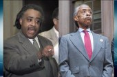 Rev. Al Sharpton's weight transformation