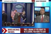 Sharpton: Obama spoke with passion