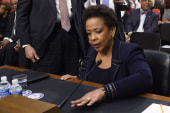 Lynch nomination delay sparks stormy debate