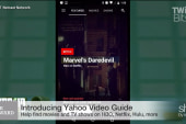 Yahoo introduces new video streaming app