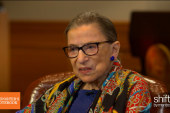 One-on-one with Ruth Bader Ginsburg