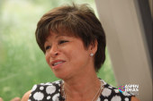 1-on-1 with Valerie Jarrett